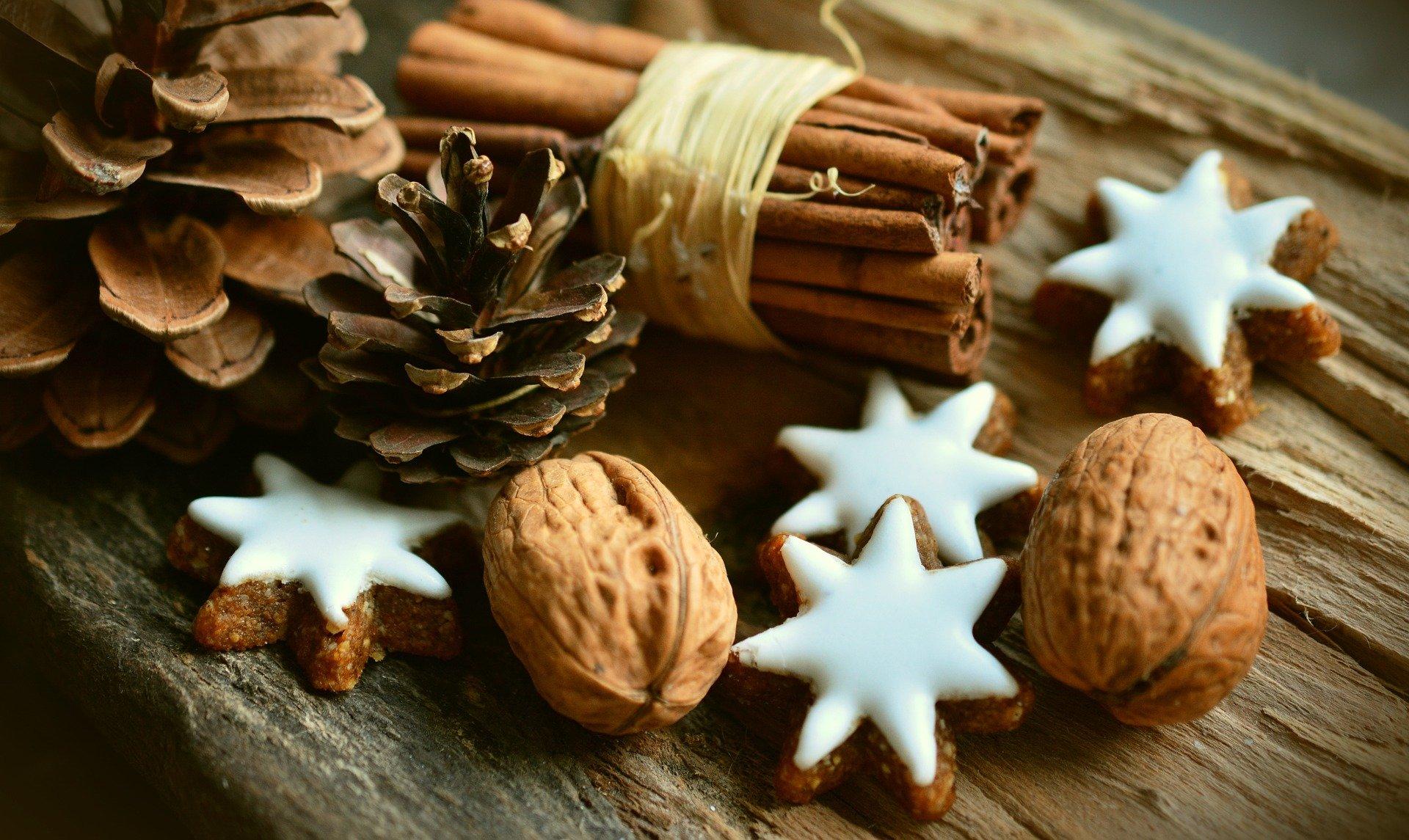 7 ideas de decoración navideña caseras