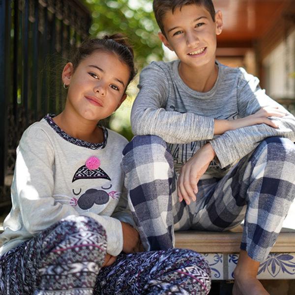 8 pijamas infantiles perfectos para este invierno