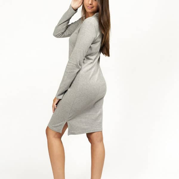 Camison de mujer color gris