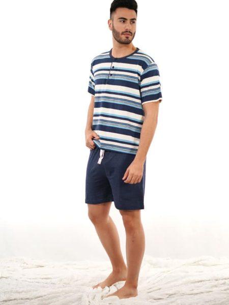 pijama de hombre corto