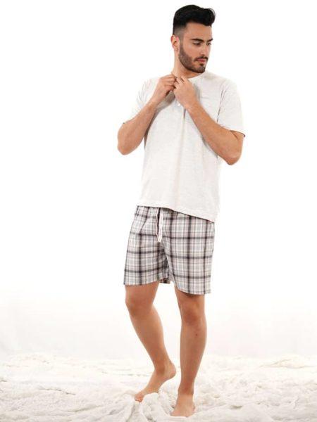 pijama de hombre basico verano