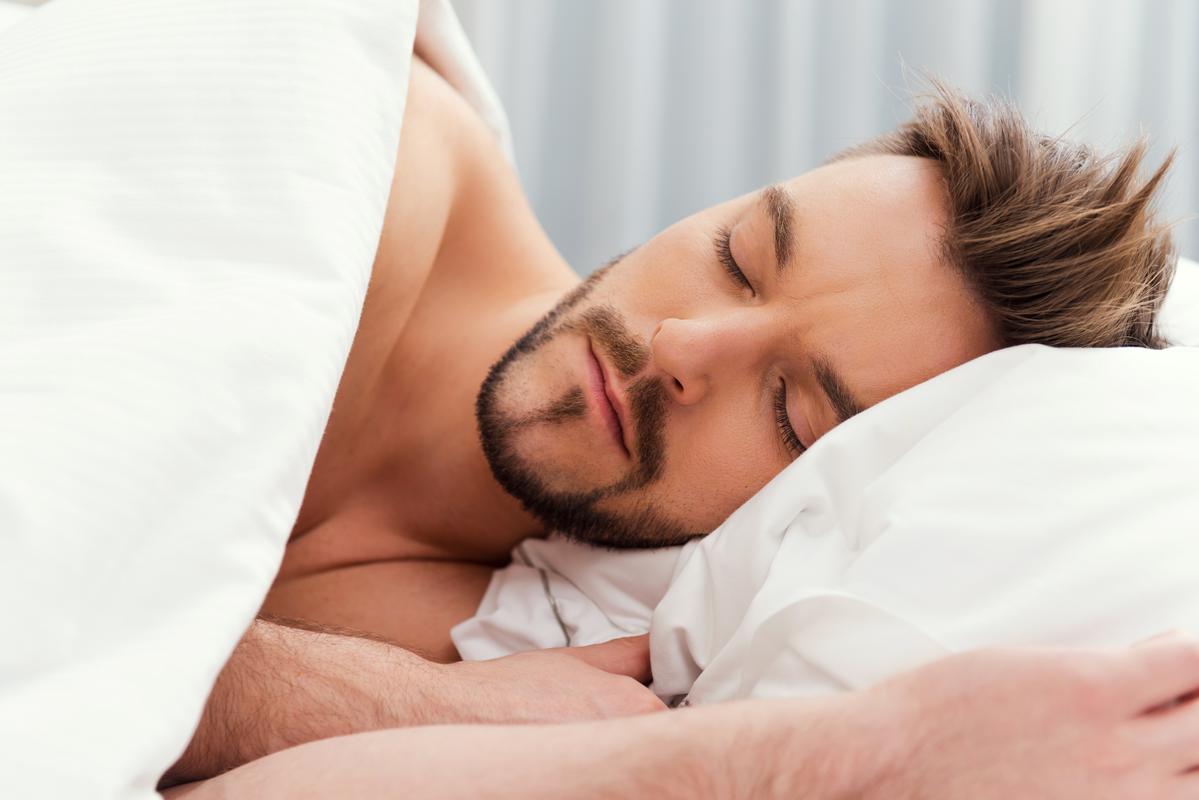 Dormir sin pijama
