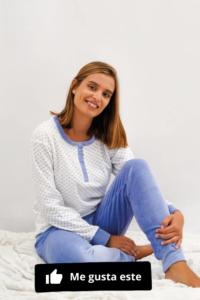 Pijamas de mujer que están de moda