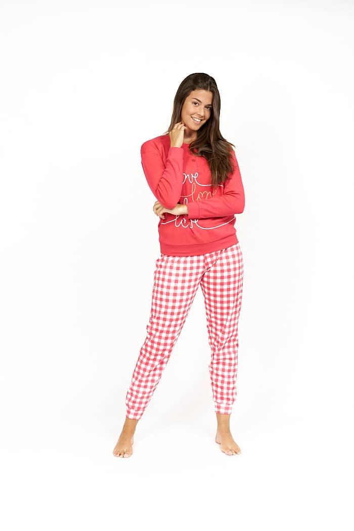 Pijama cuadro vicky