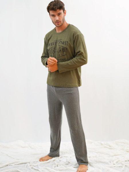 pijama de hombre invierno