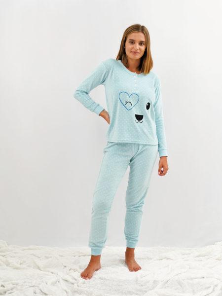 pijama de mujer terciopelo