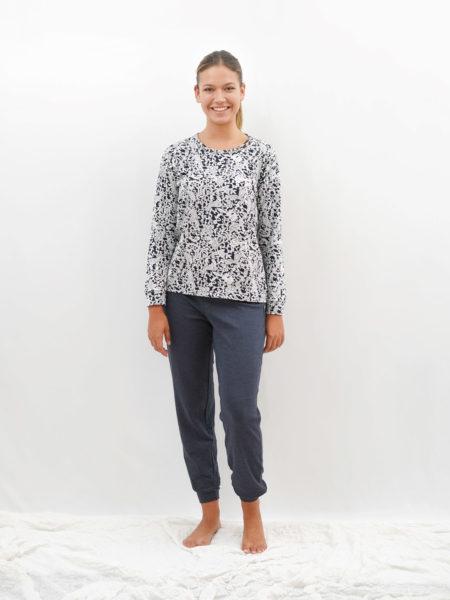 pijama de mujer de algodon