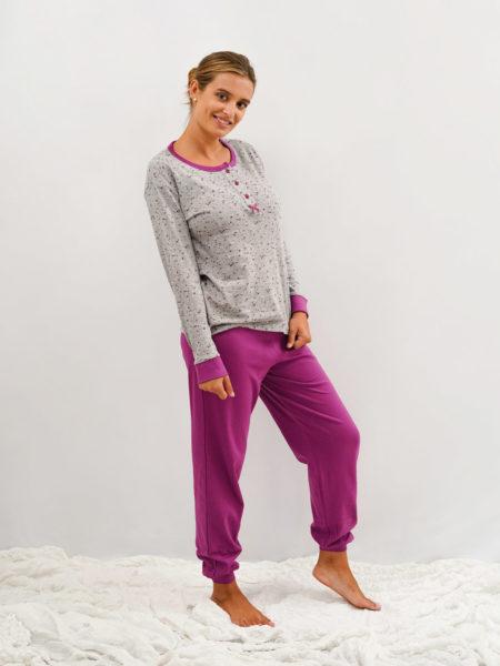 pijama de mujer algodon