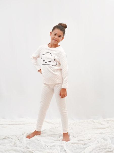 pijama de niña invierno