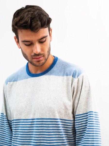 pijama de hombre terciopelo