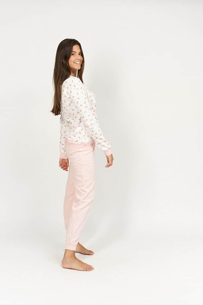 Pijama mujer neutro