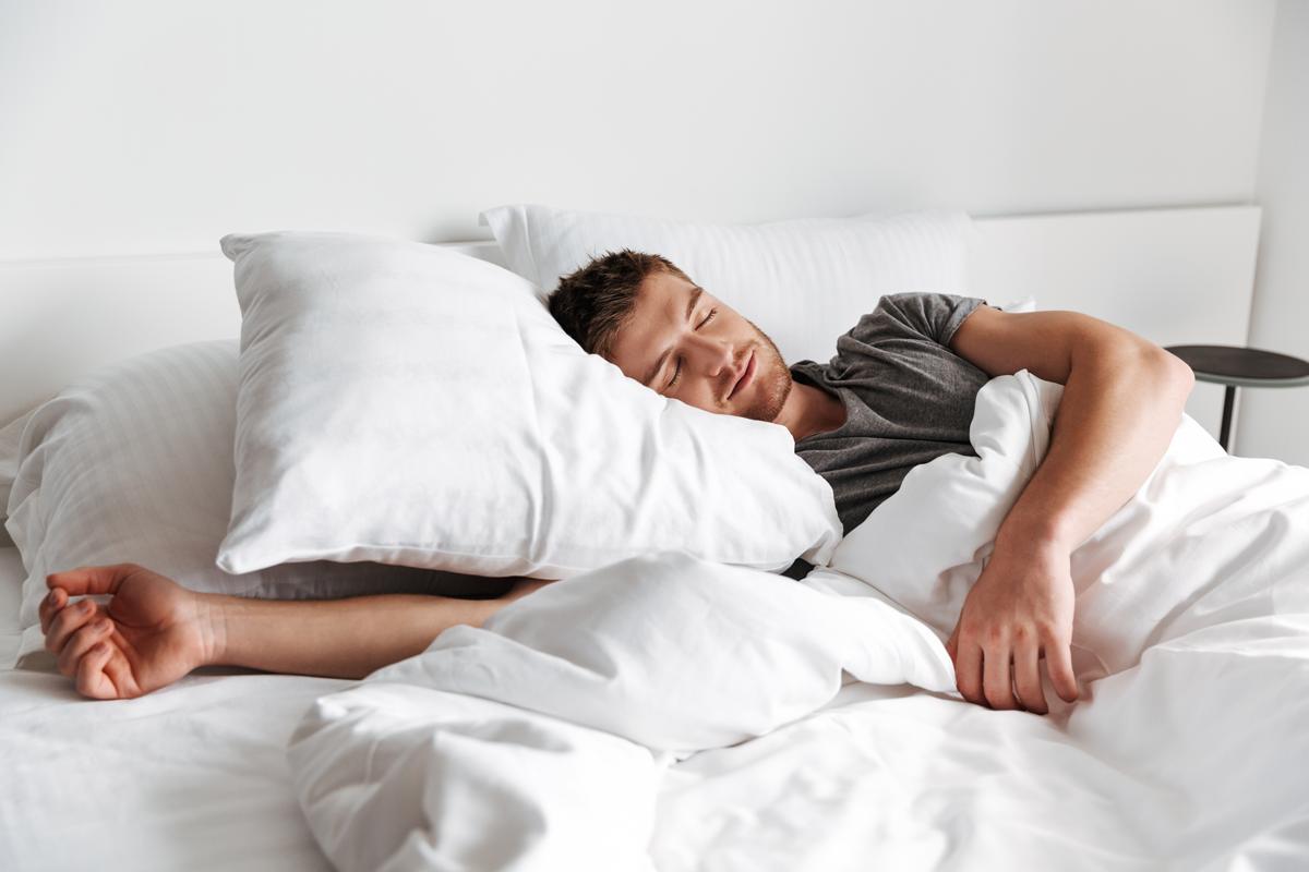 Porque es bueno dormir en pijama