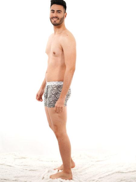 boxers algodon sin costura