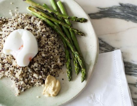 desayunos con quinoa