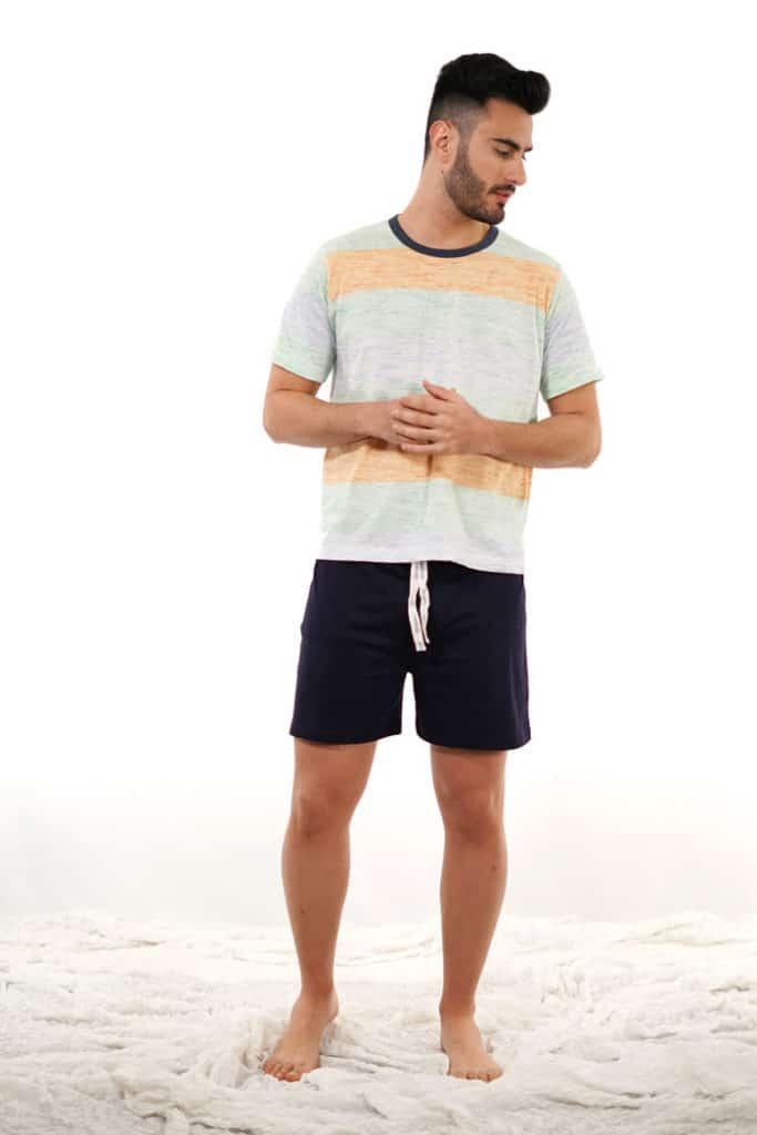 Pijama chico adolescente verano