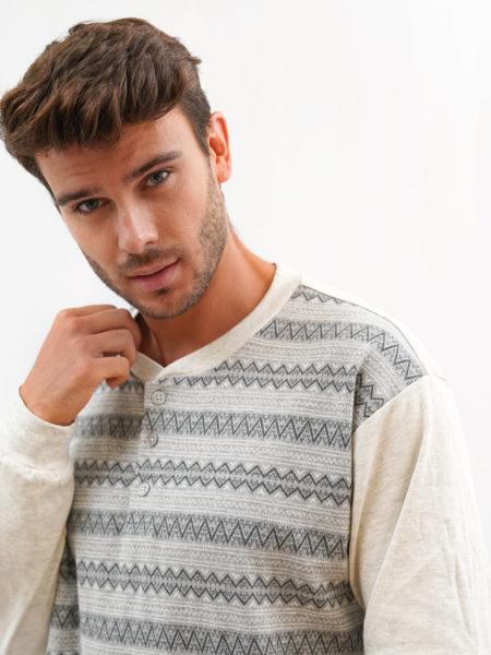 pijama de hombre de invierno